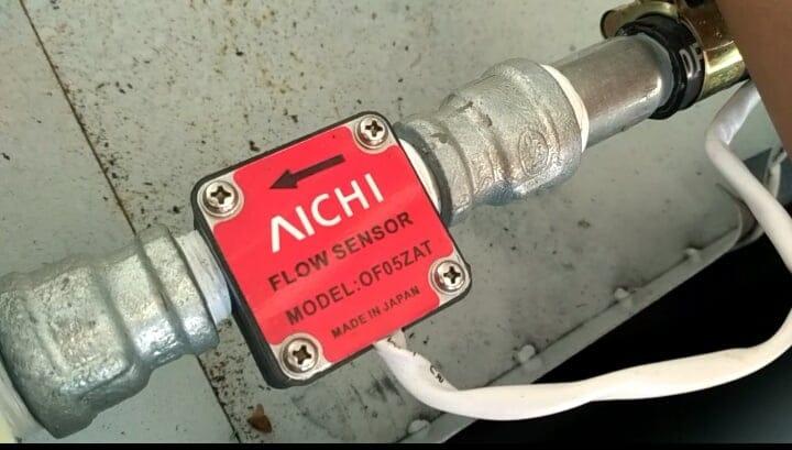 Cara Membersihkan Flow Sensor