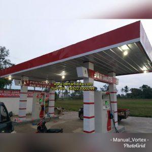 Harga pom bensin mini