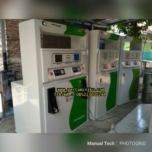 Spesifikasi Pertamini Manual Vortex